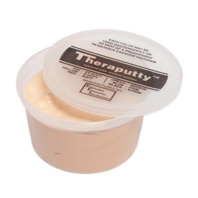 Theraputty® Exercise Material - 1 Pound - Tan - XX-Soft