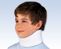 Cervical Collar, INFANT 0-24 mos: Fits Neck 9 - 10 1/2""
