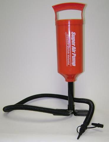 Dual Action Hand and Foot Pump