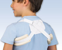 Clavicle Support, PED/XS 2-7 yrs 20 - 24""