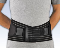 "ProLite® 9"" Neoprene Lumbar Sacral Support"