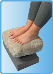 Jeanie Rub® Foot and Leg Massager Item# 3404