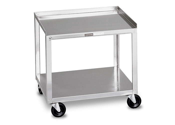 Model MB - Stainless Steel: SS, E-2 and E-1 Heating Unit Cart