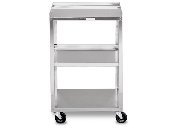 Model MB-T Stainless Steel Cart