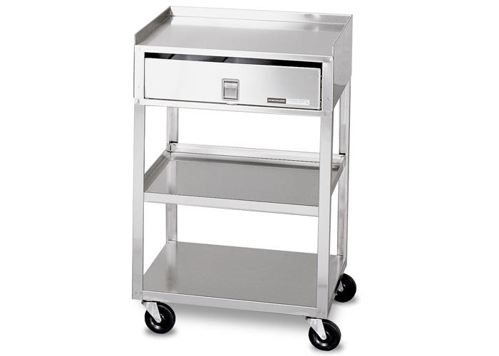 Model MB-TD Stainless Steel Cart