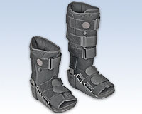 StepLite® Easy Air™ Pneumatic-Gel Ankle Walker Brace