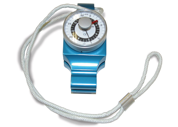Pinch Gauge: Mechanical - 30 lbs. (14 kg) Dial Gauge