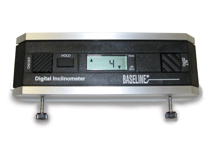 Inclinometer: Digital