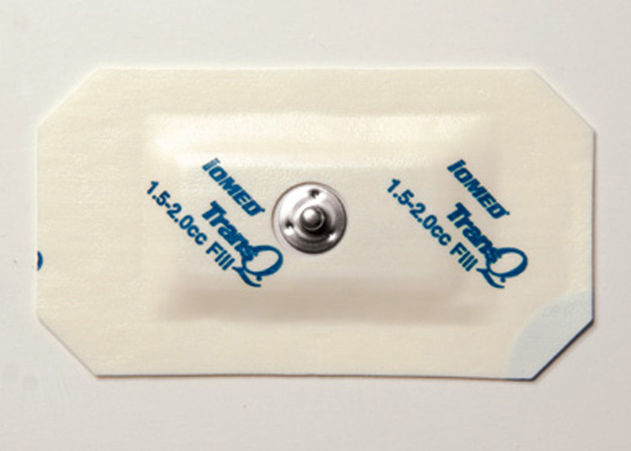 TransQE® Disposable Electrodes - Small (1.5-2cc fill)