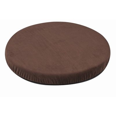 Deluxe Swivel Seat Cushion, Brown