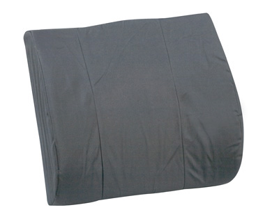 Standard and Bucket Seat Lumbar Cushions, Black