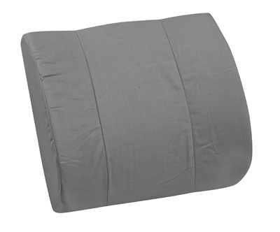 Standard and Bucket Seat Lumbar Cushions, Gray