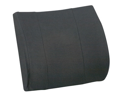 RELAX-A-Bac® Lumbar Cushion with Insert, Black