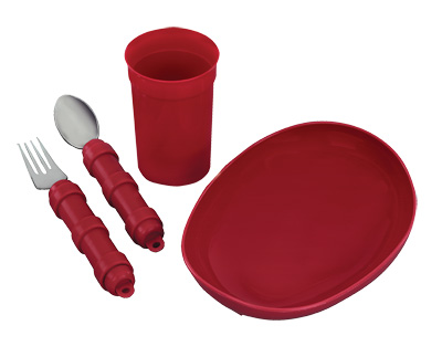 Redware Dinnerware Set