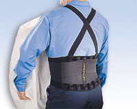 Safe-T-Lift® LX Occupational Back Support