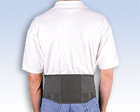 Safe-T-Belt® Working Lumbar Belt