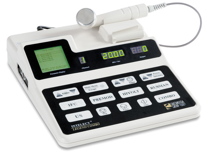 Intelect® Legend Four Channel Electrotherapy & Ultrasound Combo