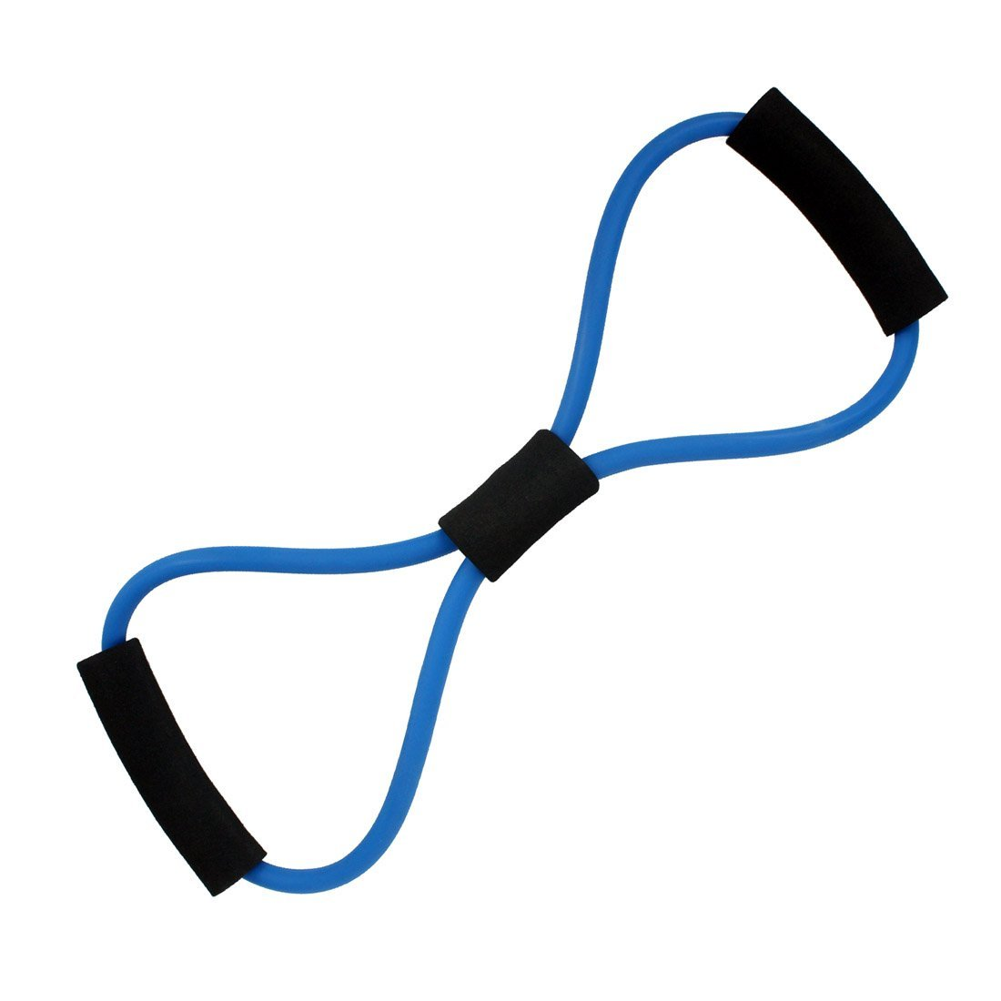 Balego™ Figure 8 Resistance Tubing, extra-heavy (blue) 14 lbs.