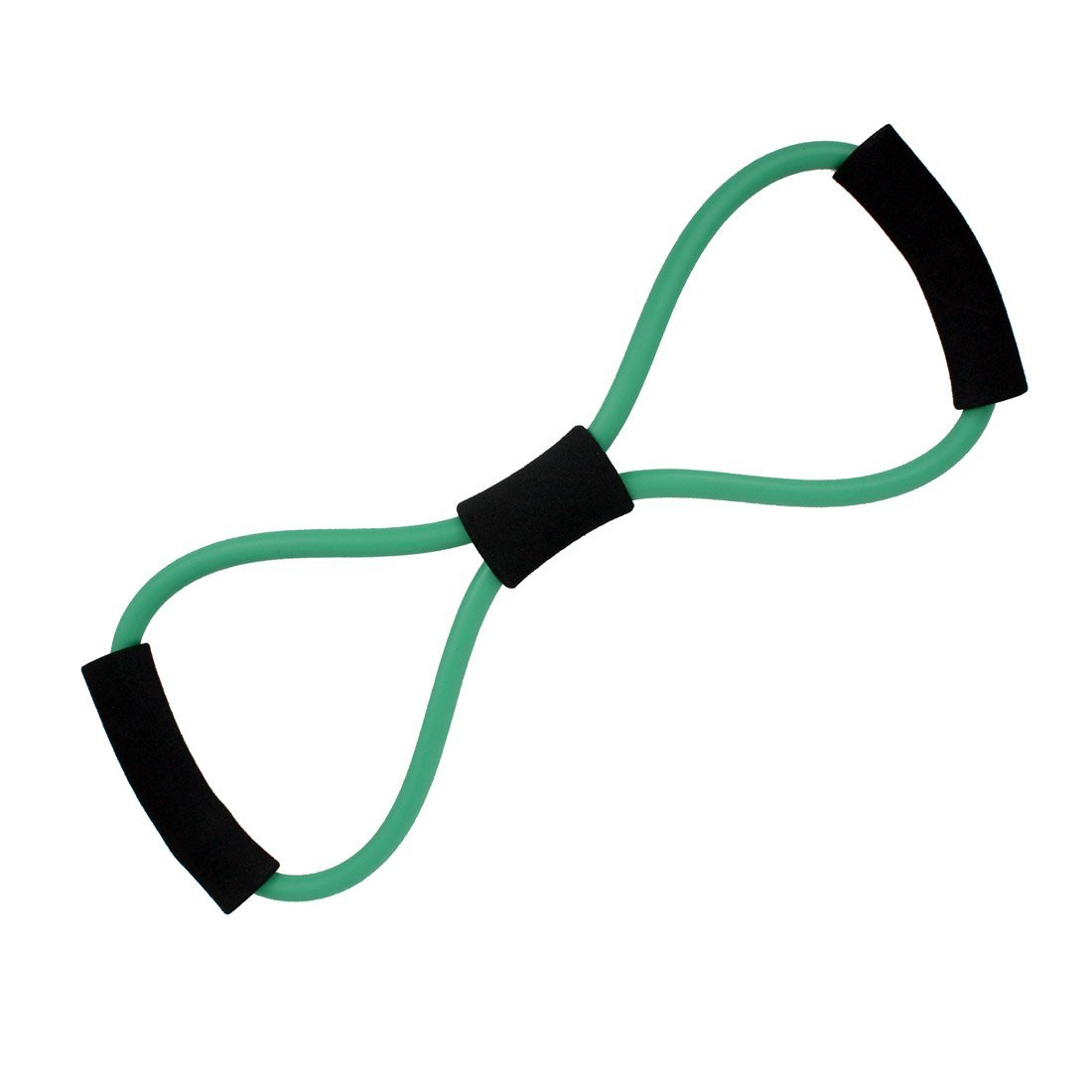 Balego™ Figure 8 Resistance Tubing, medium (green) 8 lbs.