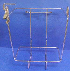 Wall Bracket for 8 Gallon Container: Locking