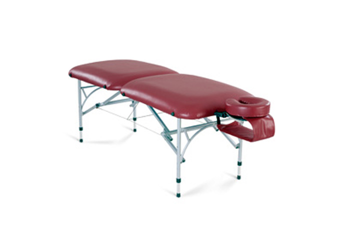 "Adapta® AT-100 Aluminum Massage Table 28"" x 72"" (71 cm x 183 cm)"
