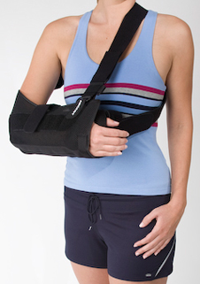 Aircast® Arm Immobilizer, Large (no Abduction Pillow)