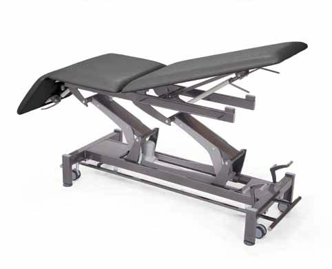 MONTANE® Atlas 3 Section Treatment Table, Graphite