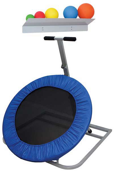 Adjustable 4-position Quick-Change Economy Rebounder Package