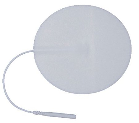 Patients Choice® Silver Foam 3 in. Round, 4/pack