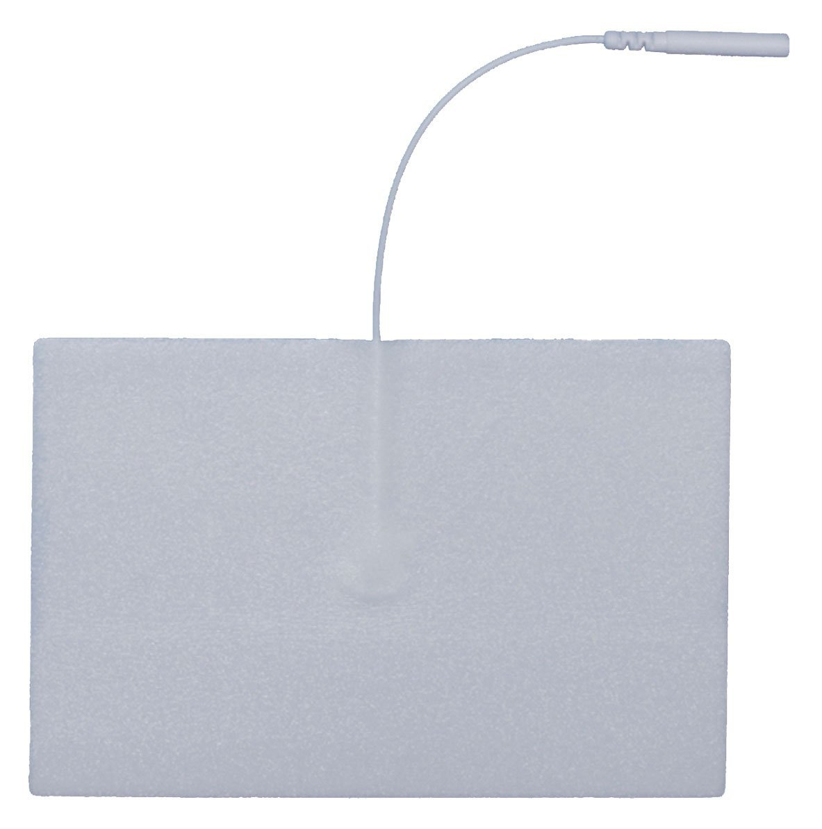 Balego® Silver Foam Electrodes 3 in. x 5 in. Rectangle, 2/pack