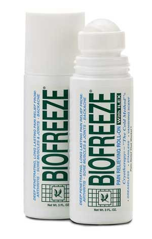BIOFREEZE® 3 oz roll-on (case of 144)