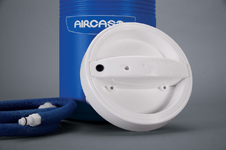 Aircast® Ankle Cryo/Cuff IC with Cooler