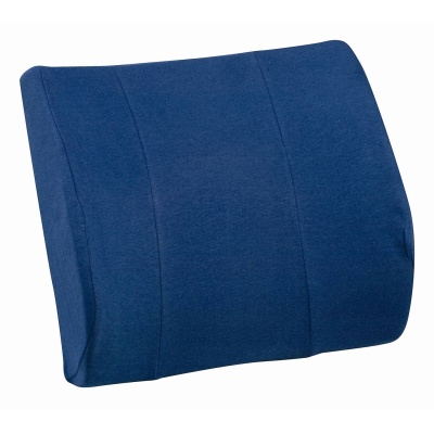 RELAX-A-BAC® Lumbar Cushions with Inserts, Navy