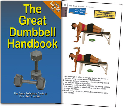 Dumbbell Handbook, The Great