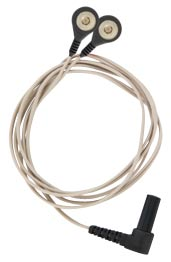 "EMPI 40"" Safety Snap Lead Wires, each"