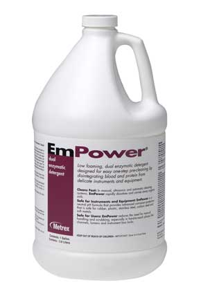 EmPower™ Dual-Enzymatic Detergent 1 Gallon Bottle