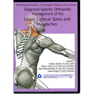 IAOM DVD - Upper Cervical Spine & Headaches