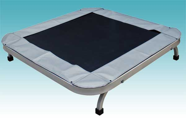 Heavy-Duty Rebounder