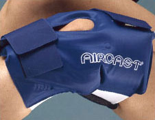 Aircast® Knee Cryo/Cuff™ Large and Cooler