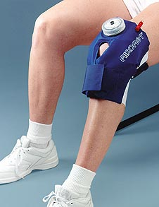 Aircast® Knee Cryo/Cuff™ SC (self-contained)