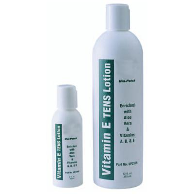 Vitamin E TENS Lotion, 12 oz. bottle