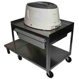 Specialty Paraffin Cart