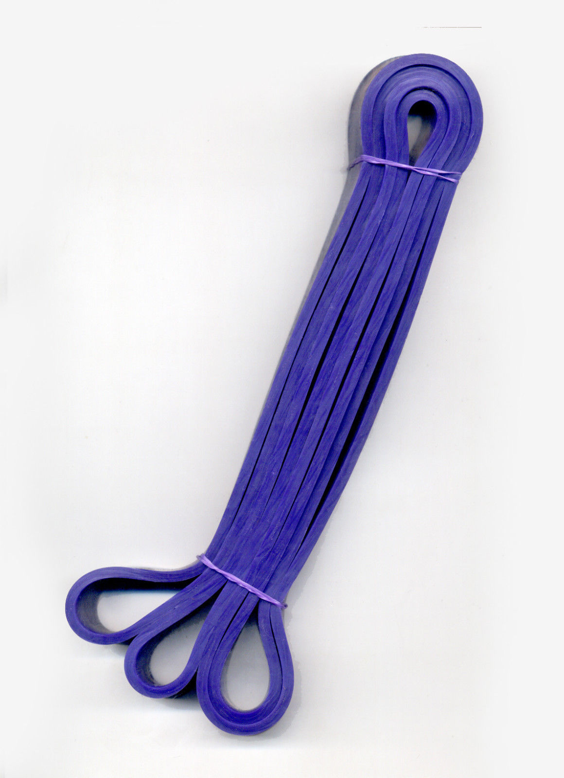 "41"" Power Lifting Band, Purple, 62 pounds at full stretch"