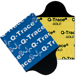 Q-TRACE™ Gold 5500 Diagnostic Tab Electrodes 2000/Case