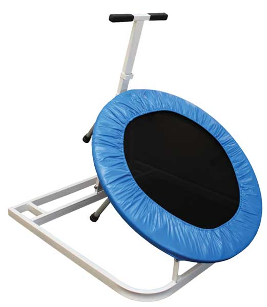 Adjustable 5-position Quick-Change Rebounder
