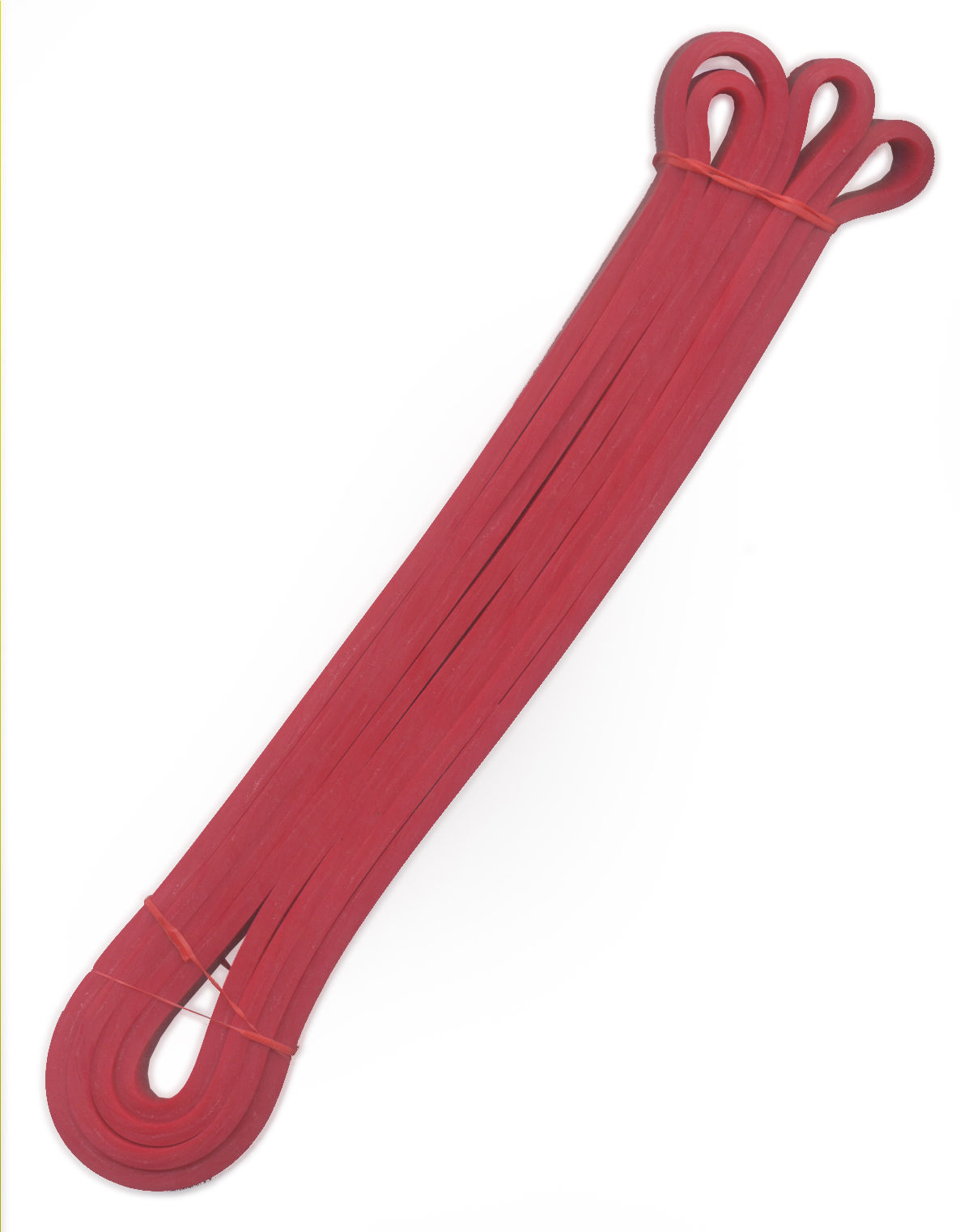 "41"" Power Lifting Band, Red, 26 pounds at full stretch"