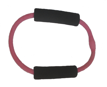Balego™ Exercise Ring with Foam Handles, heavy (red) 14 lbs.