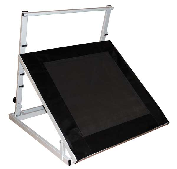 Heavy Duty Adjustable Plyometric Rebounder