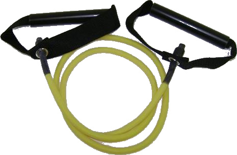 Balego™ Resistance Tubing with Handles, Light (Yellow)