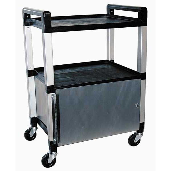 UC320K Poly Cabinet Cart